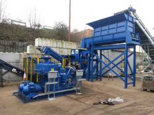 recycling equipment north america