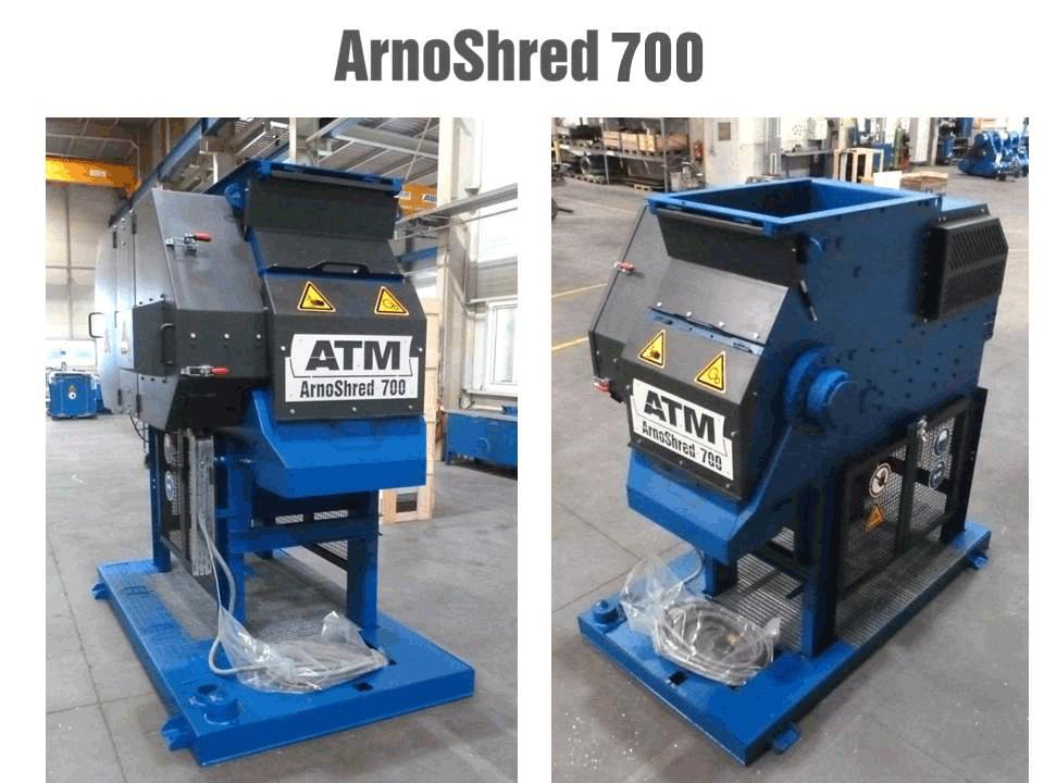 ArnoShred machine
