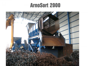 ArnoSort machine